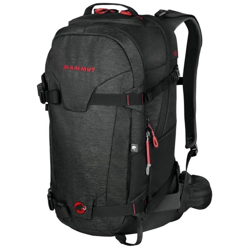 マムート メンズ バックパック・リュックサック バッグ Nirvana Ride 30L Backpack Black