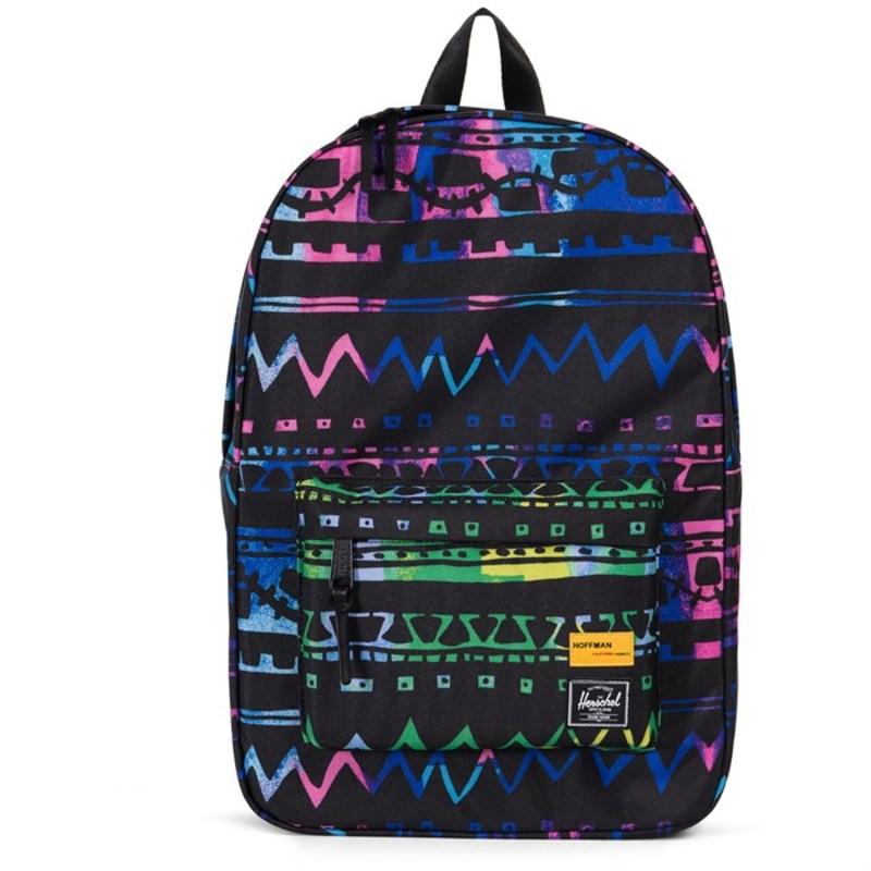 ハーシェルサプライ メンズ バックパック・リュックサック バッグ Winlaw Backpack Zig Zag Blue