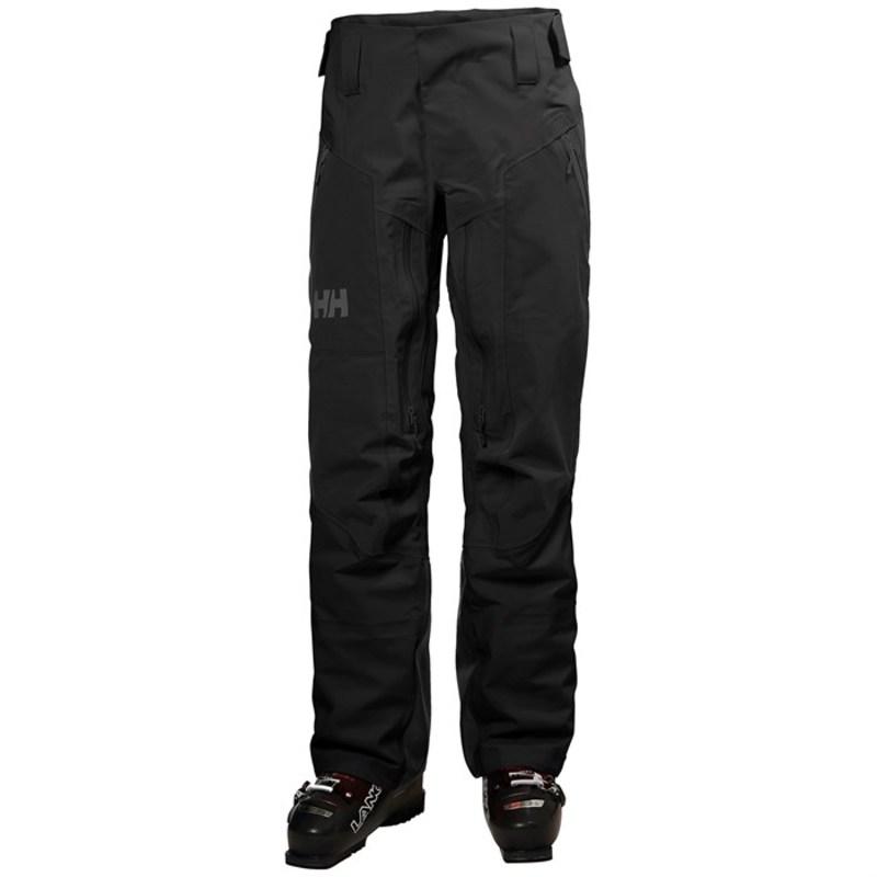 ヘリーハンセン メンズ カジュアルパンツ ボトムス Wasatch Shell Pants Black