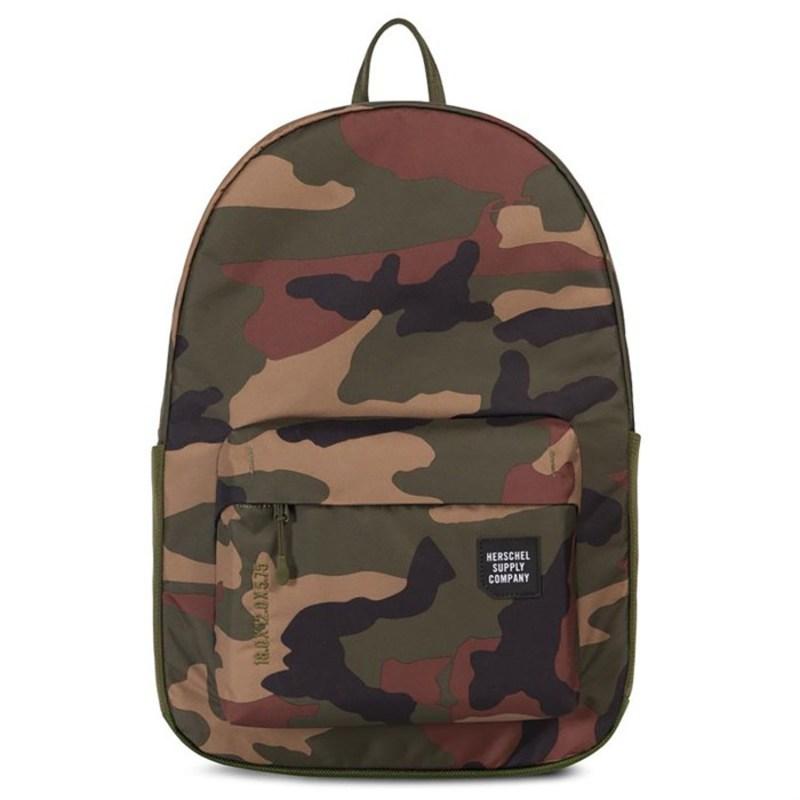 ハーシェルサプライ メンズ バックパック・リュックサック バッグ Rundle Backpack Woodland Camo