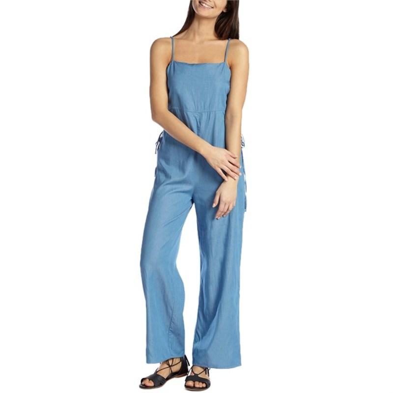 リラ レディース カジュアルパンツ ボトムス Jaymes Jumpsuit - Women's Blue