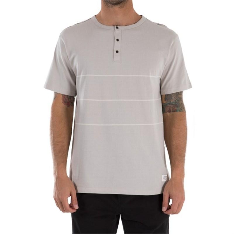 ケイティン メンズ Tシャツ トップス Ben Henley Shirt Light Gray