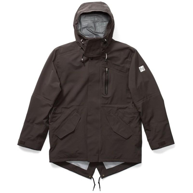 ホールデン メンズ ジャケット・ブルゾン アウター M-51 Fishtail Jacket Shadow
