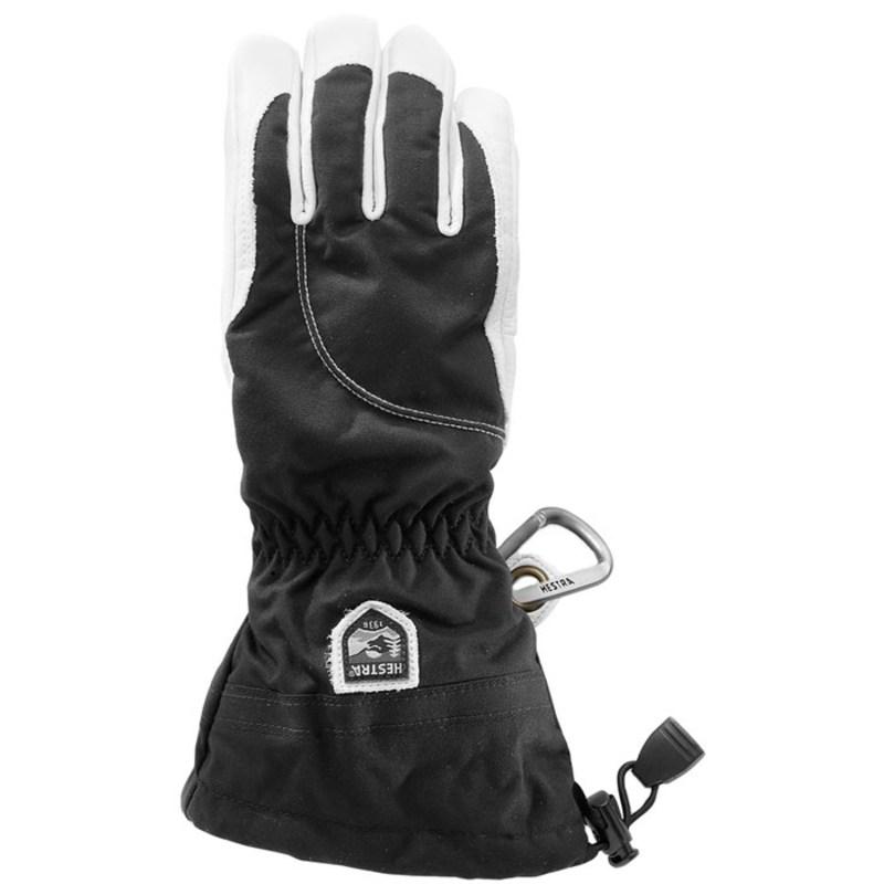 ヘストラ レディース 手袋 アクセサリー Heli Gloves - Women's Black/Off White