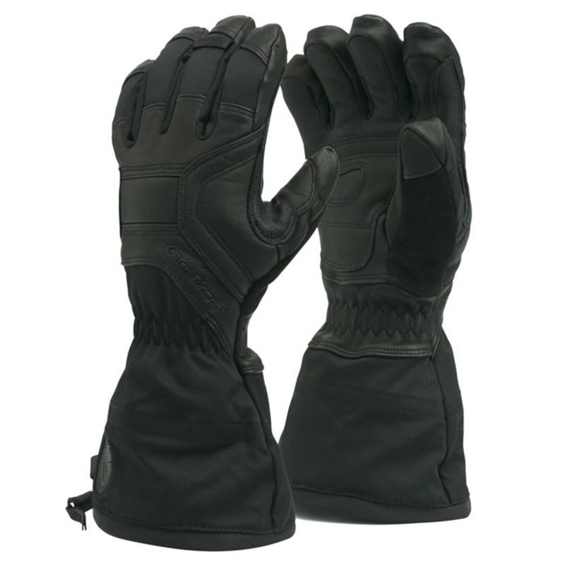 送料無料 サイズ交換無料 ブラックダイヤモンド レディース アクセサリー 手袋 Black ブラックダイヤモンド レディース 手袋 アクセサリー Black Diamond Guide Gloves - Women's Black