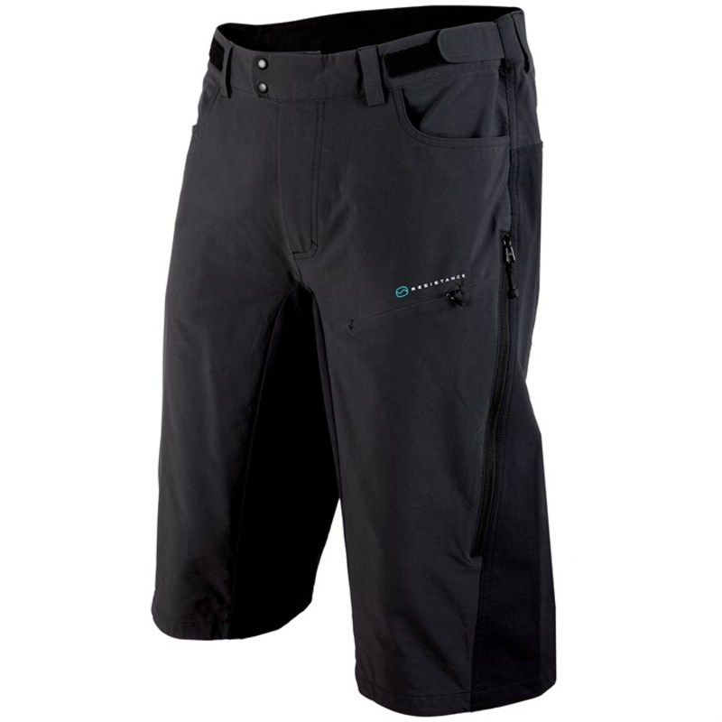 ピーオーシー メンズ ハーフパンツ・ショーツ ボトムス Resistance Enduro Mid Shorts Carbon Black