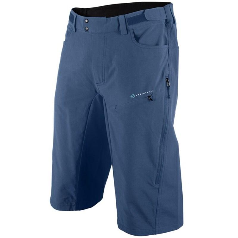 ピーオーシー メンズ ハーフパンツ・ショーツ ボトムス Resistance Enduro Mid Shorts Cubane Blue