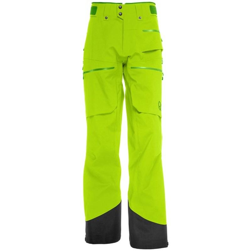 ノローナ メンズ カジュアルパンツ ボトムス Lofoten GORE-TEX? Pro Pants Birch Green