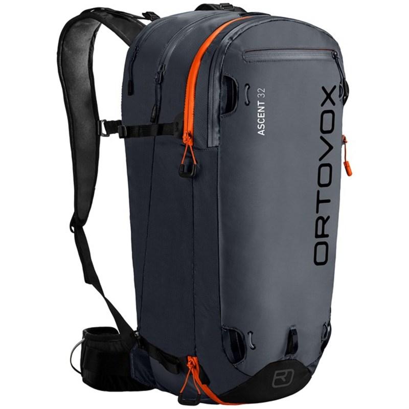 オルトボックス メンズ バックパック・リュックサック バッグ Ascent 32L Backpack Black Anthracite