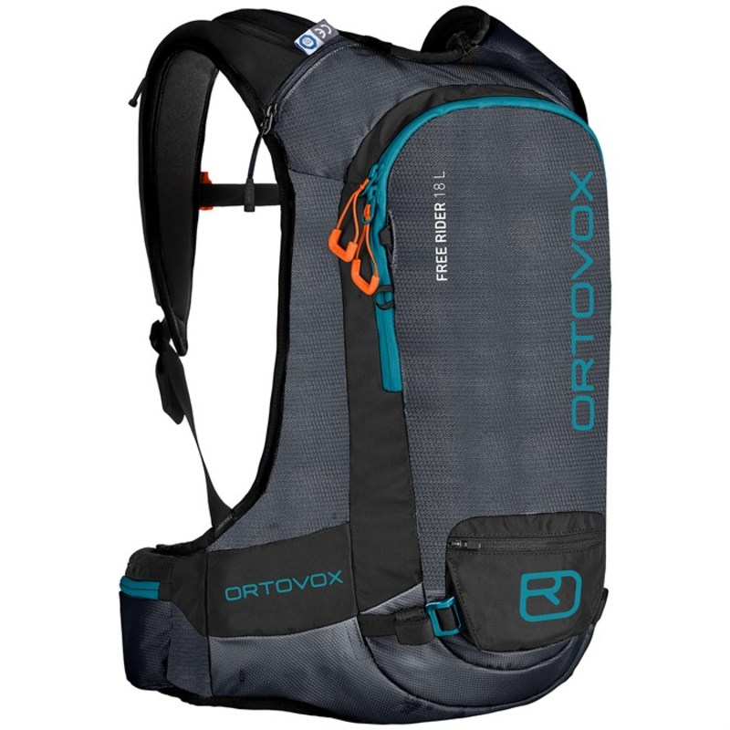 オルトボックス メンズ バックパック・リュックサック バッグ Free Rider 14L S Backpack Black Anthracite