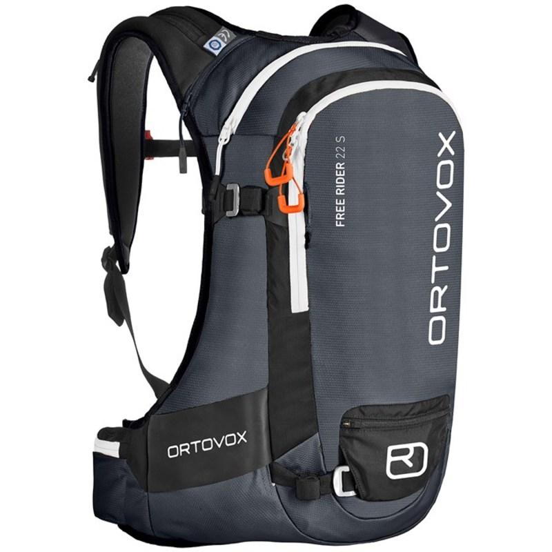 オルトボックス メンズ バックパック・リュックサック バッグ Free Rider 22L S Backpack Black Anthracite
