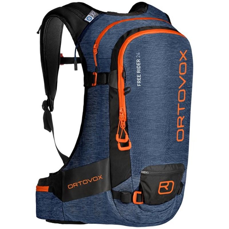 オルトボックス メンズ バックパック・リュックサック バッグ Free Rider 24L Backpack Night Blue Blend