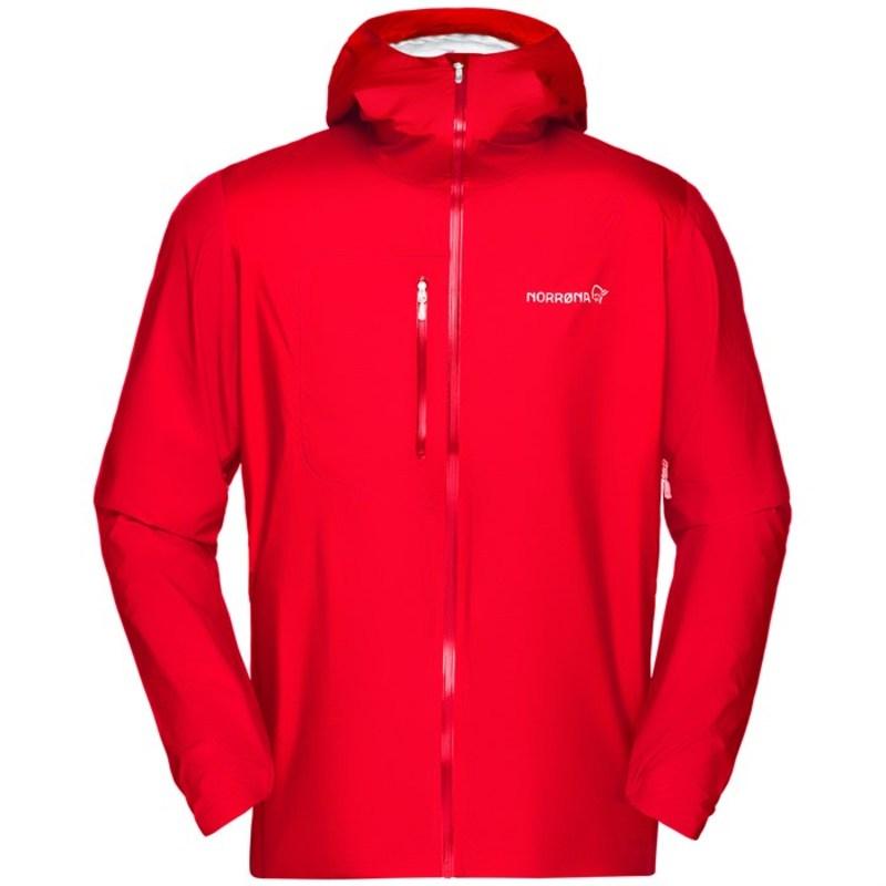 ノローナ メンズ ジャケット・ブルゾン アウター Bitihorn Dri1 Jacket Tasty Red