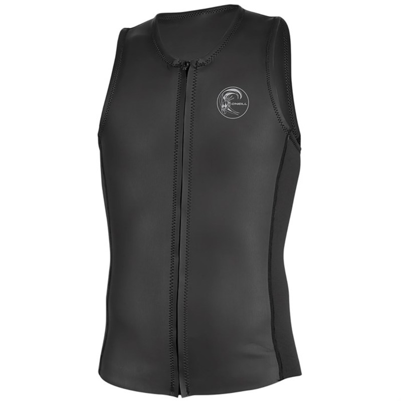 オニール メンズ 上下セット 水着 O'riginal 2mm Full Zip Vest Black