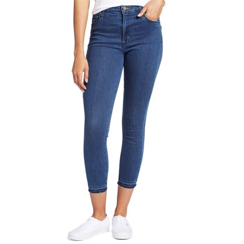 パーカースミス レディース カジュアルパンツ ボトムス Bombshell Crop Skinny Jeans - Women's Blue Haze