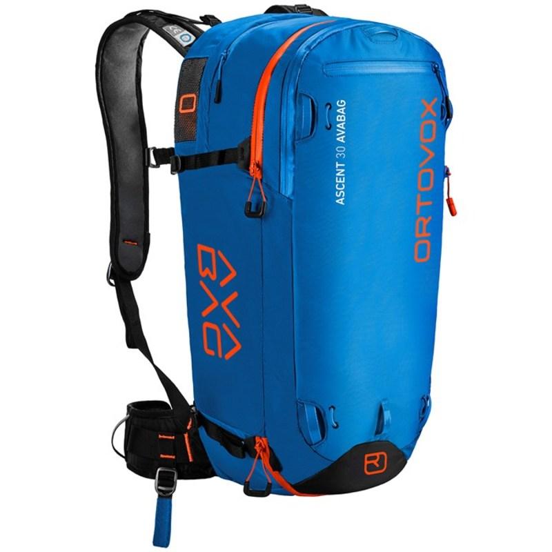 オルトボックス メンズ バックパック・リュックサック バッグ Ascent 30L Avabag Kit Airbag Safety Blue