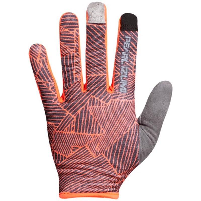 送料無料 サイズ交換無料 パールイズミ メンズ アクセサリー 手袋 Fiery 期間限定の激安セール Coral Gloves Pearl Lucent Izumi Divide 低廉 Bike Phantom