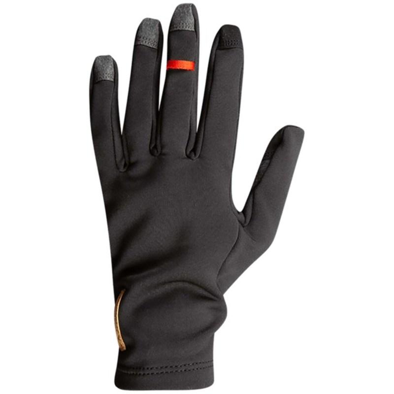 送料無料 25%OFF サイズ交換無料 パールイズミ 信託 メンズ アクセサリー 手袋 Pearl Black Thermal Izumi Gloves