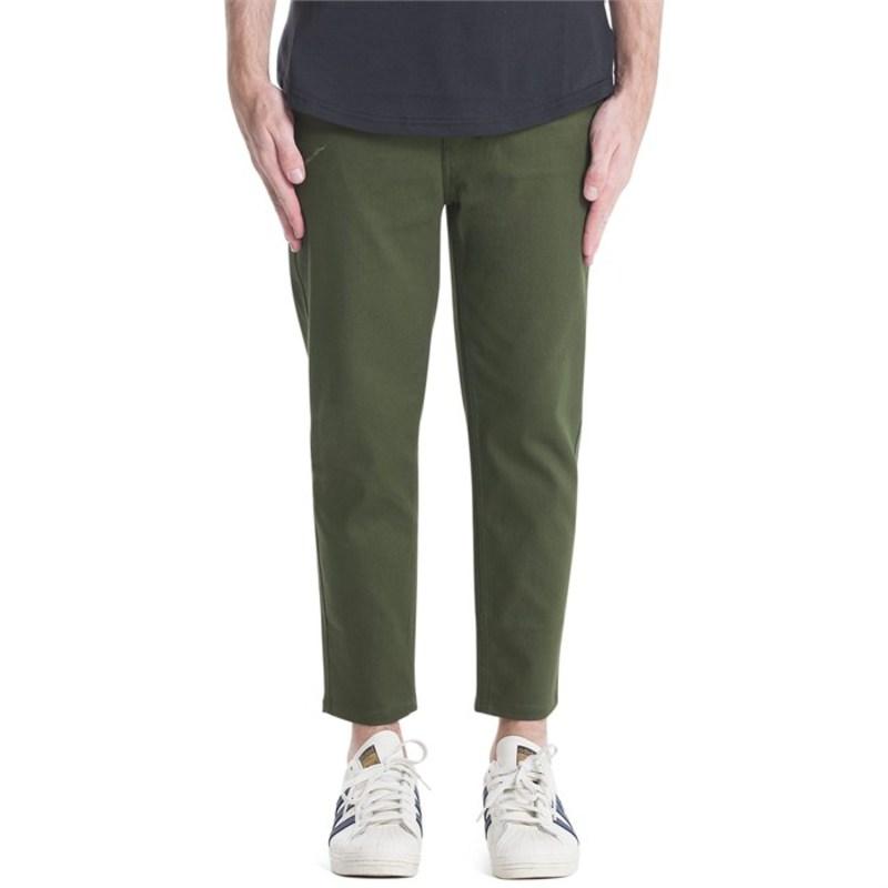パブリッシュ メンズ カジュアルパンツ ボトムス Index Ankle Pant Olive