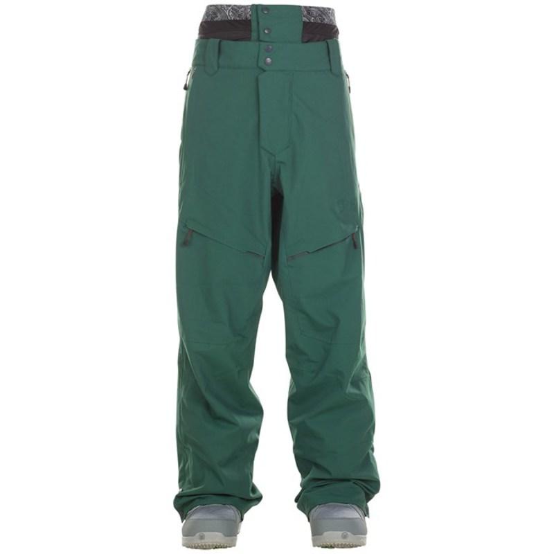ピクチャー オーガニック メンズ カジュアルパンツ ボトムス Naikoon Pants Dark Green