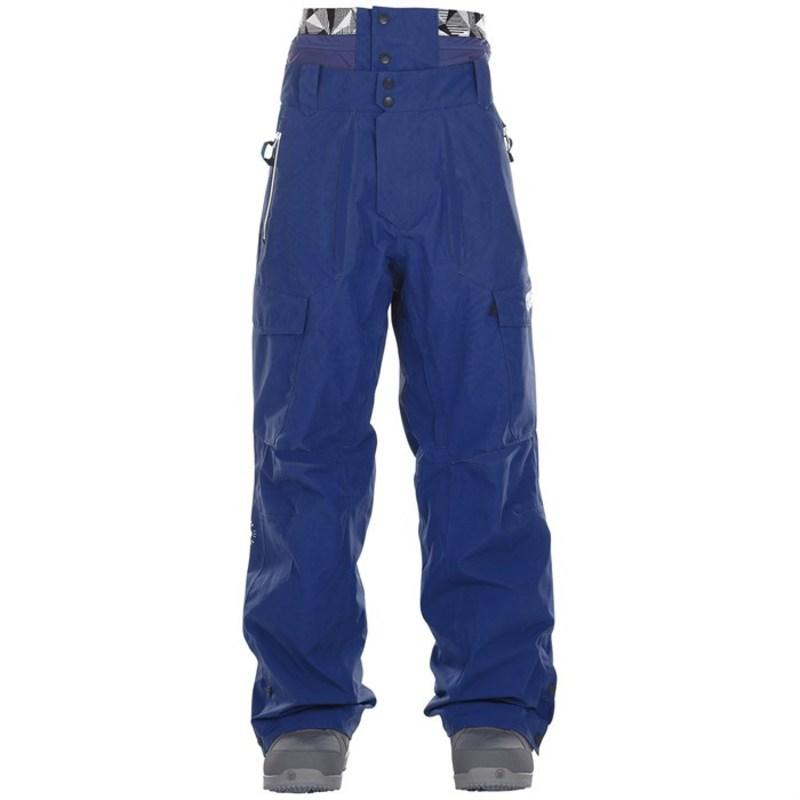 ピクチャー オーガニック メンズ カジュアルパンツ ボトムス Nova Pants Dark Blue