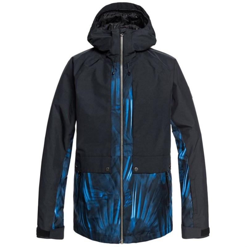 クイックシルバー メンズ ジャケット・ブルゾン アウター TR Ambition Jacket Daphne Blue Stellar