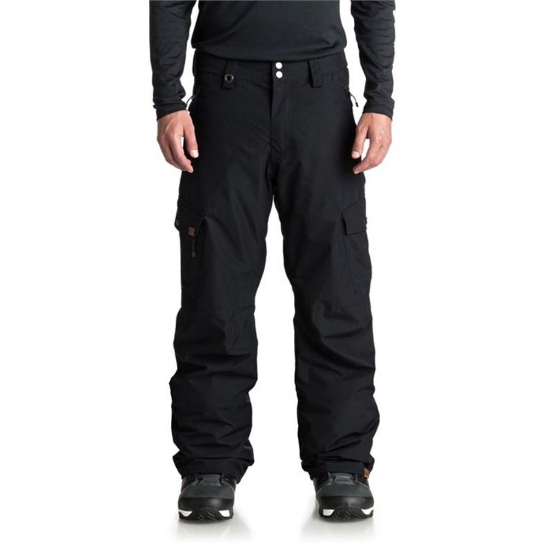 クイックシルバー メンズ カジュアルパンツ ボトムス Porter Pants Black