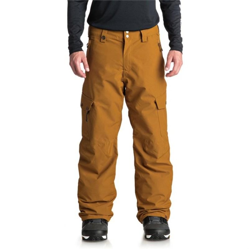 クイックシルバー メンズ カジュアルパンツ ボトムス Porter Pants Golden Brown