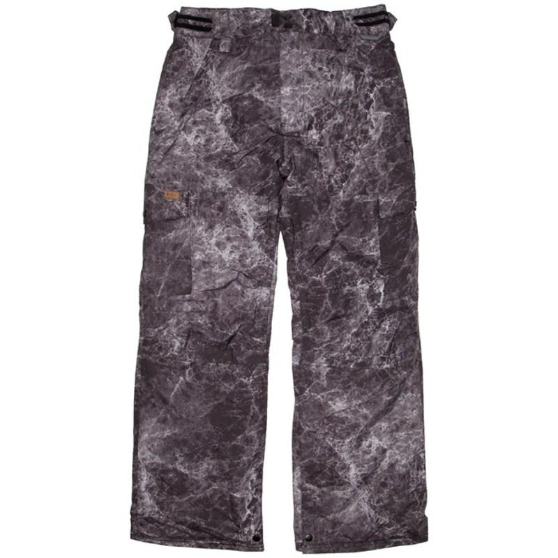 ライド メンズ カジュアルパンツ ボトムス Phinney Insulated Pants Black Marble