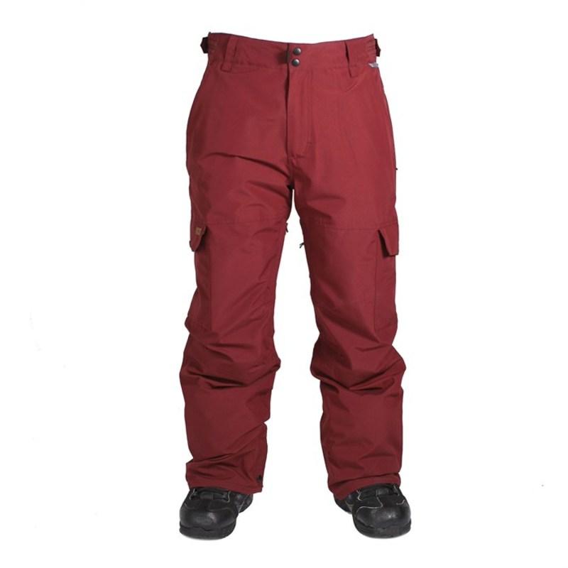 ライド メンズ カジュアルパンツ ボトムス Phinney Insulated Pants Burgundy