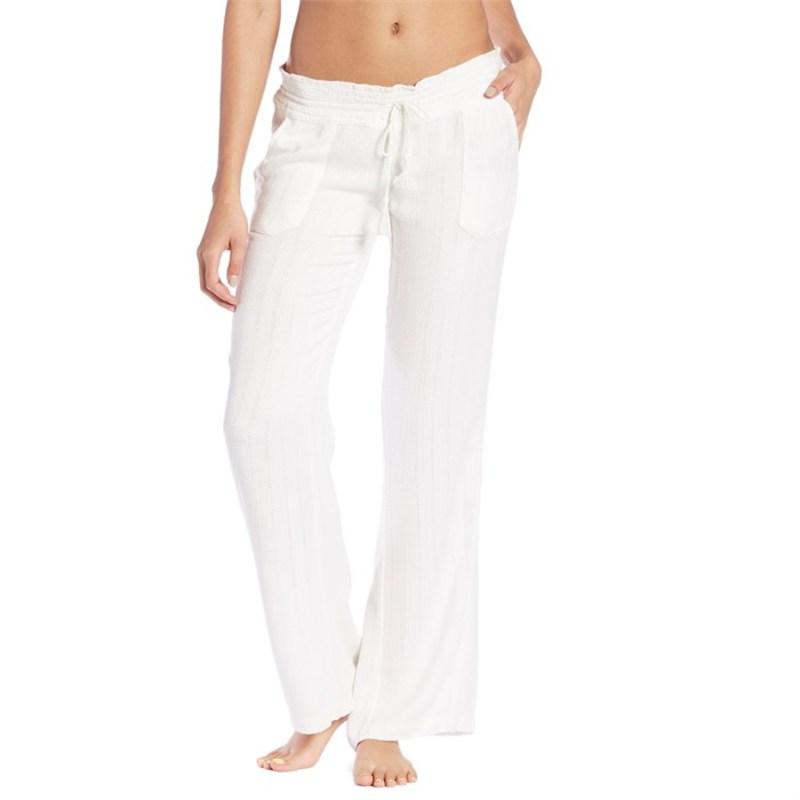 ロキシー レディース カジュアルパンツ ボトムス Oceanside Pants - Women's Marshmallow