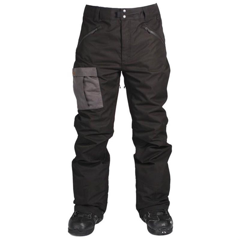 ライド メンズ カジュアルパンツ ボトムス Yesler Pants Black