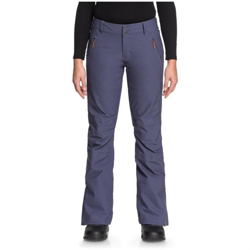 ロキシー レディース カジュアルパンツ ボトムス Cabin Pants - Women's Crown Blue