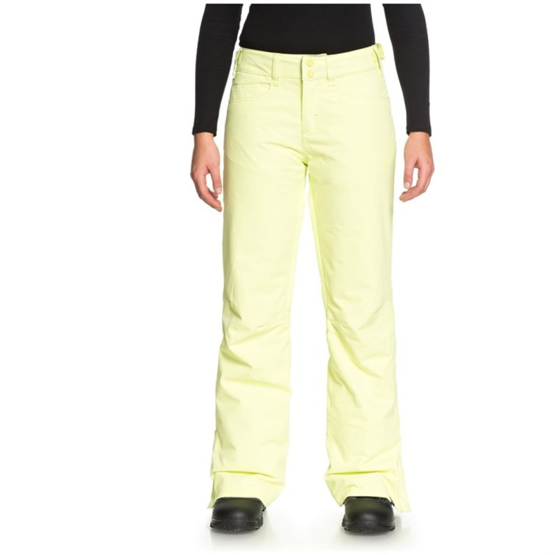 ロキシー レディース カジュアルパンツ ボトムス Backyard Pants - Women's Sunny Lime
