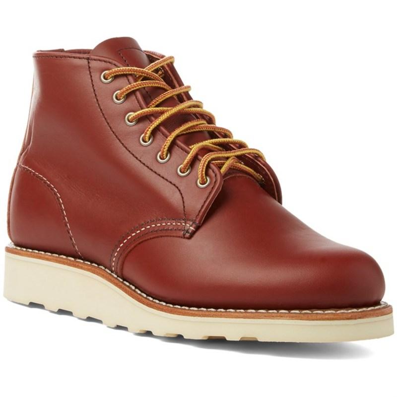 レッドウィング レディース ブーツ・レインブーツ シューズ 6-Inch Round Toe Boots - Women's Colorado Atanado Leather