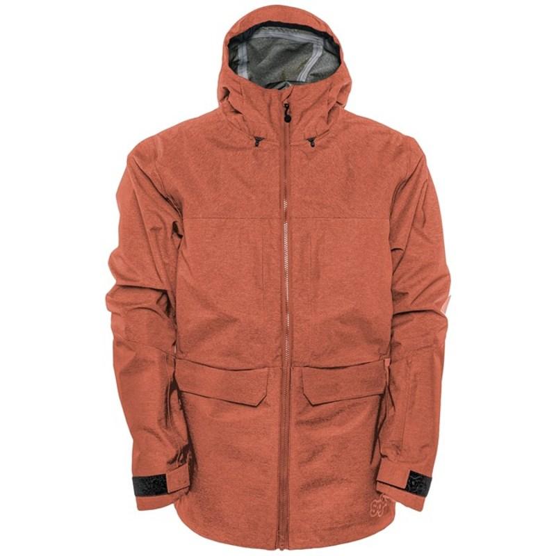 サガ メンズ ジャケット・ブルゾン アウター Monarch 3L Jacket Chile