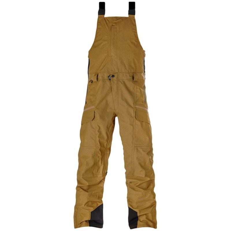 サガ メンズ カジュアルパンツ ボトムス Monarch 3L Bib Pants Tobacco