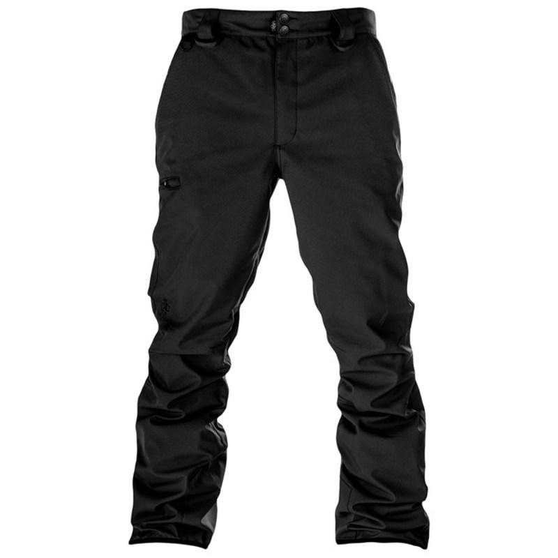 サガ メンズ カジュアルパンツ ボトムス Fatigue Pants Black