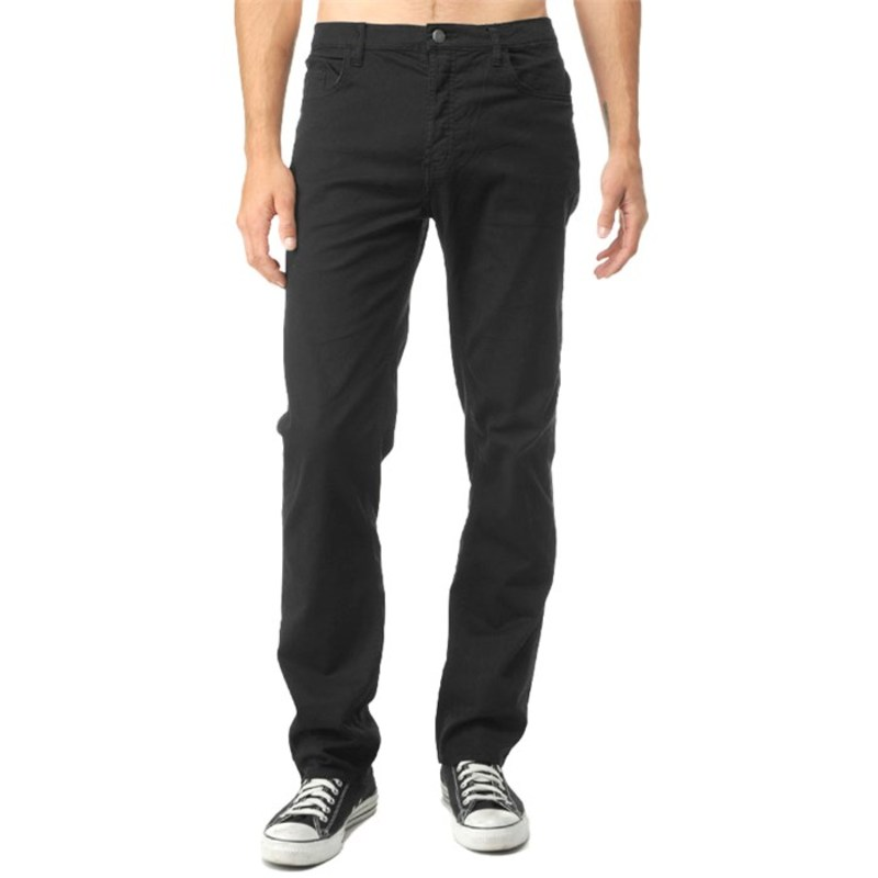 ルーカ メンズ カジュアルパンツ ボトムス Stay RVCA Pants Black