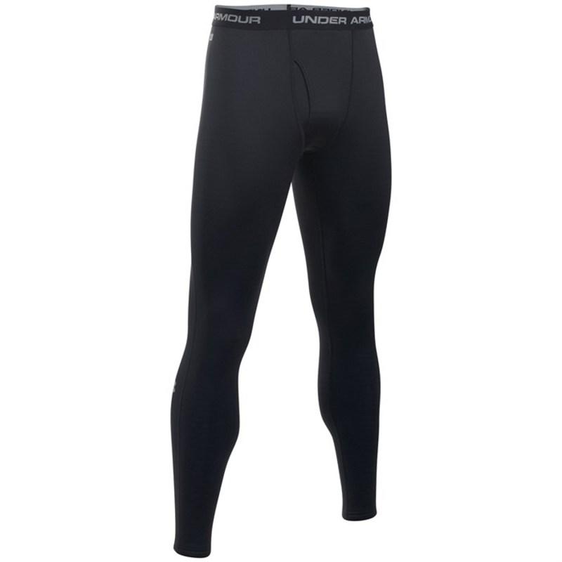 アンダーアーマー メンズ カジュアルパンツ ボトムス UA Base? 2.0 Legging Pants Black/Steel