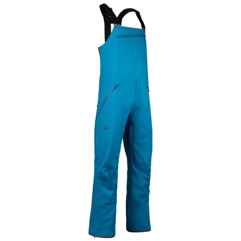 ストラフェ メンズ カジュアルパンツ ボトムス Northwoods Bib Pants Amalfi Blue