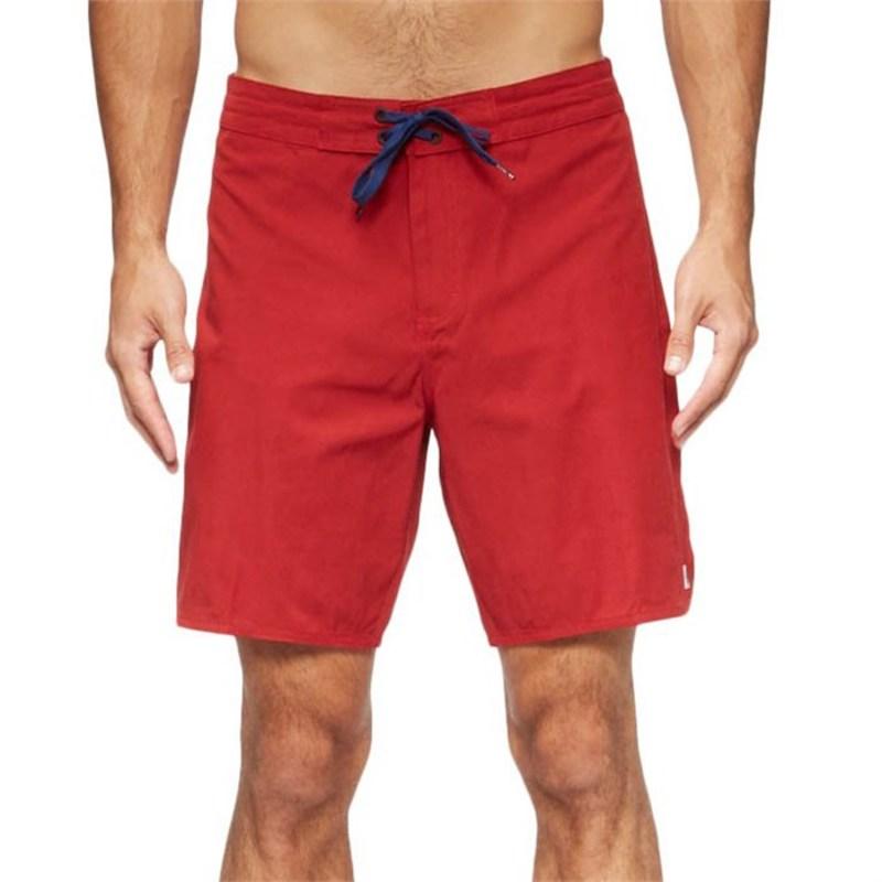 タビック メンズ ハーフパンツ・ショーツ 水着 Avalon 18' Boardshorts Total Red