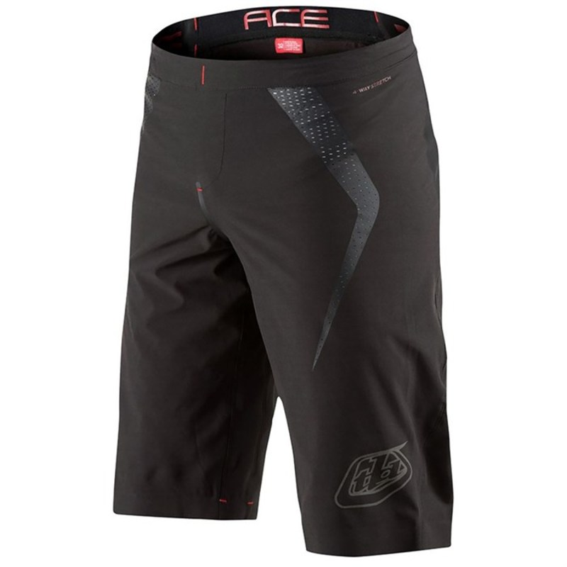 トロイリーデザイン メンズ ハーフパンツ・ショーツ ボトムス Ace 2.0 Shorts Black