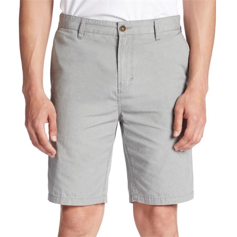 ヴィスラ メンズ ハーフパンツ・ショーツ ボトムス Backyards Shorts Steel