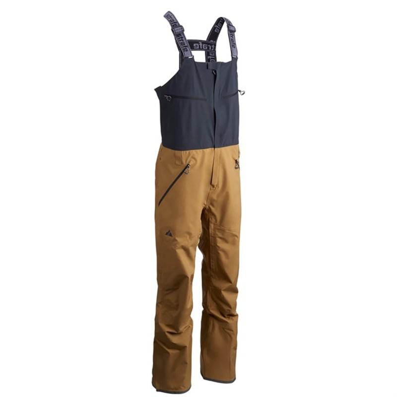ストラフェ メンズ カジュアルパンツ ボトムス Nomad Bib Pants Vintage