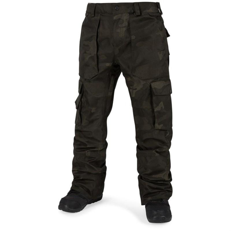 ボルコム メンズ カジュアルパンツ ボトムス GI Pants Camouflage