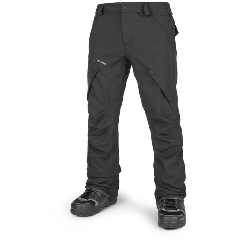 ボルコム メンズ カジュアルパンツ ボトムス Articulated Pants Black