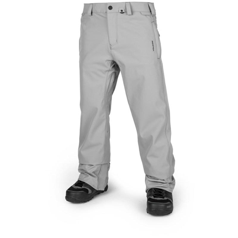 ボルコム メンズ カジュアルパンツ ボトムス Freakin Snow Chino Pants Charcoal