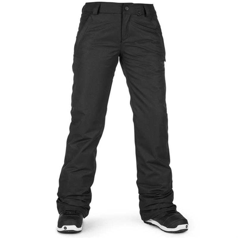 ボルコム レディース カジュアルパンツ ボトムス Frochickie Insulated Pants - Women's Black
