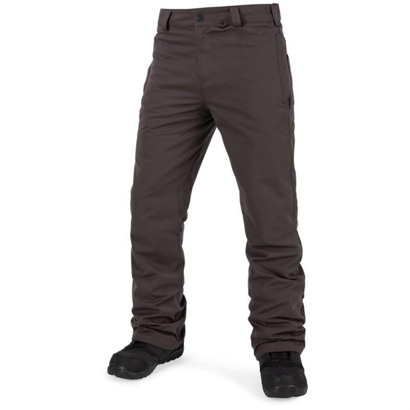 ボルコム メンズ カジュアルパンツ ボトムス Klocker Tight Pants Vintage Black